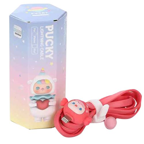 Pucky iPhone - iPad USB Cable Blind Box Series