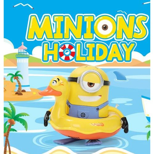 Minions Holiday Series Blind-Box Random Figure 12-Piece Tray