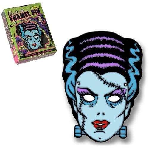 Ben Cooper Ghoulsville Nightmare Bride Lapel Pin