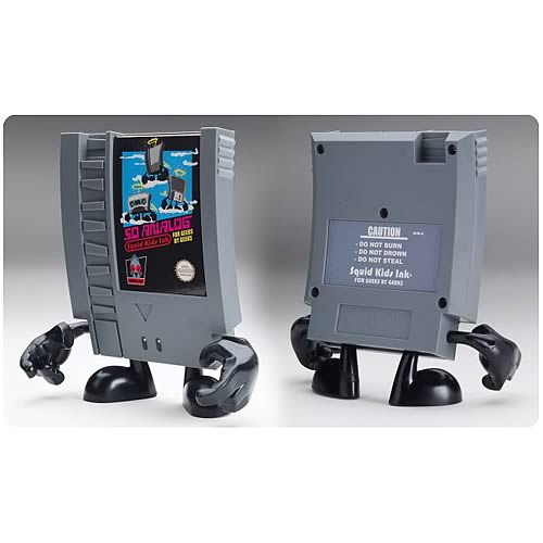 10-Doh! So Analog Video Game Cartridge Vinyl Figure