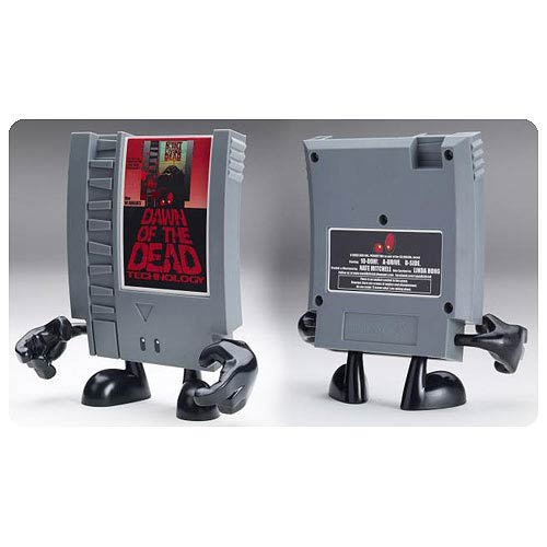10-Doh! Dawn of the Dead Technology Vinyl Figure