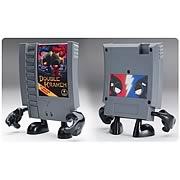 10-Doh! Double Kraken Video Game Cartridge Vinyl Figure