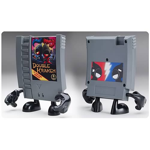 10-Doh! Double Kraken Video Game Cartridge Vinyl Figure