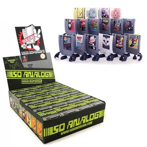 Mini 10-Doh! Series 2 Video Game Cartridge Mini-Figure Case