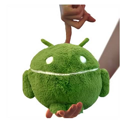 Google Android 7-Inch Mini Plush