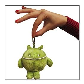 Google Android Squishable Micro Android Plush