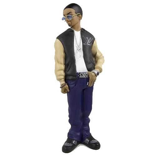Adventures of the Untouchables Boss Ish Hip Hop Vinyl Figure