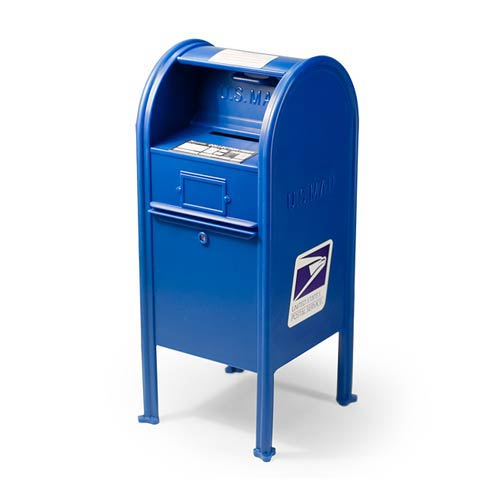 USPS Mini Drop Box Coin Bank