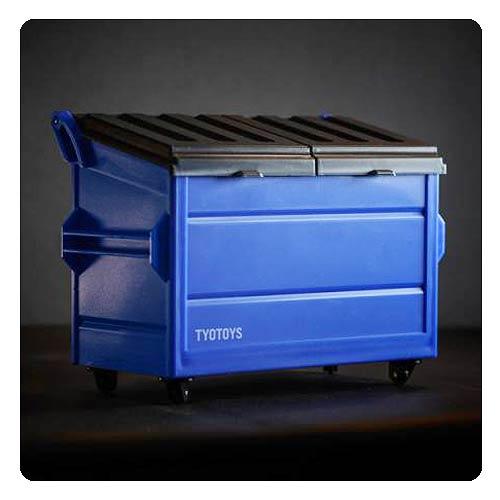 Desktop Dumpster Blue Version