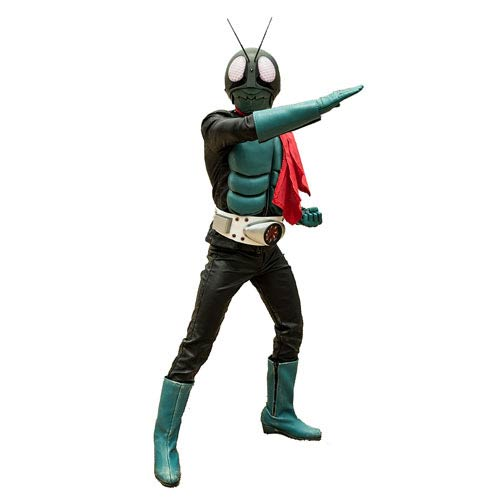 Masked Rider Classic Version HD Masterpiece Action Figure