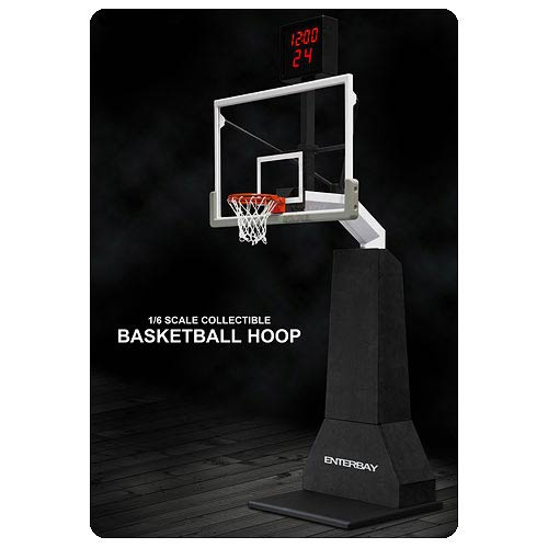NBA Real Masterpiece Collection Basketball Hoop