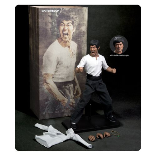 Bruce Lee The Big Boss Real Masterpiece 1:6 Scale Figure