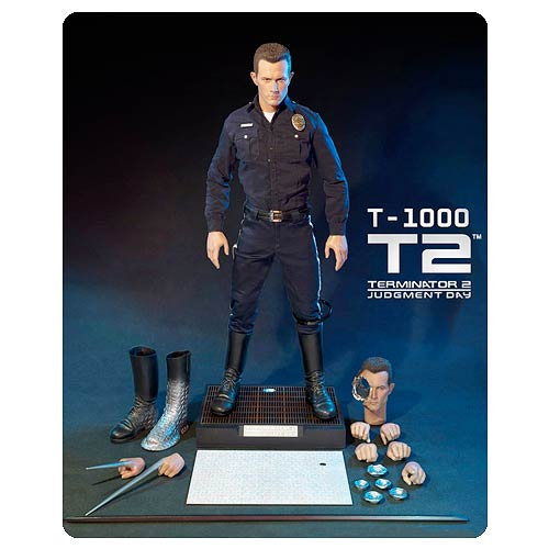Terminator 2 Judgement Day T-1000 Figure