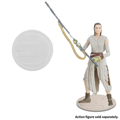 Action Figure Stands 25-Pack - Clear