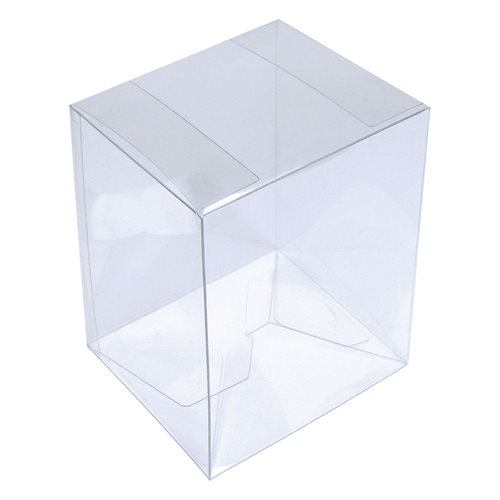 Entertainment Earth Vinyl Collectible Collapsible Protector Box 20-Pack
