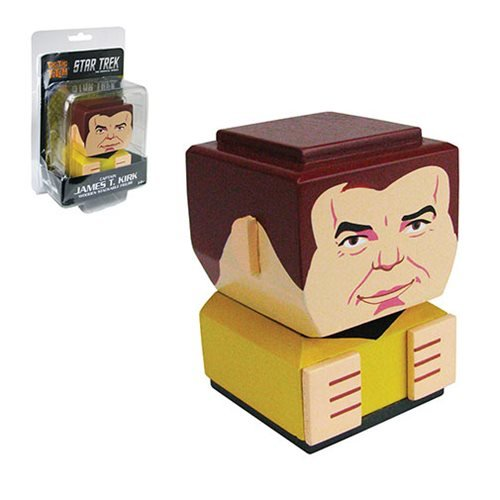 Star Trek: TOS Captain James T. Kirk Tiki Tiki Totem