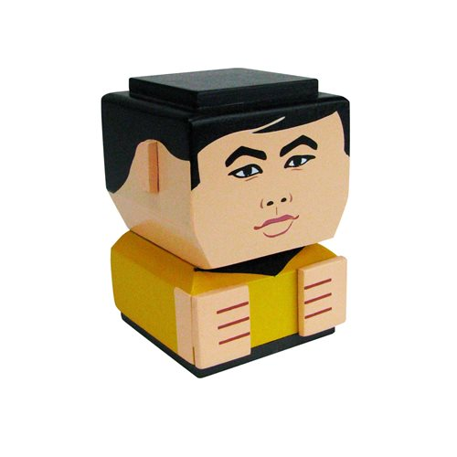 Star Trek: TOS Lieutenant Hikaru Sulu Tiki Tiki Totem