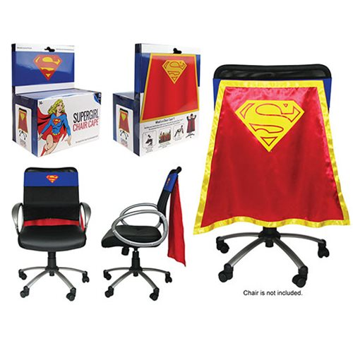 May This Chair Cape(TM) Be Your Kryptonite