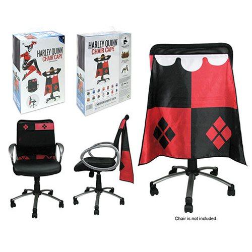 Harley Quinn Classic Chair Cape