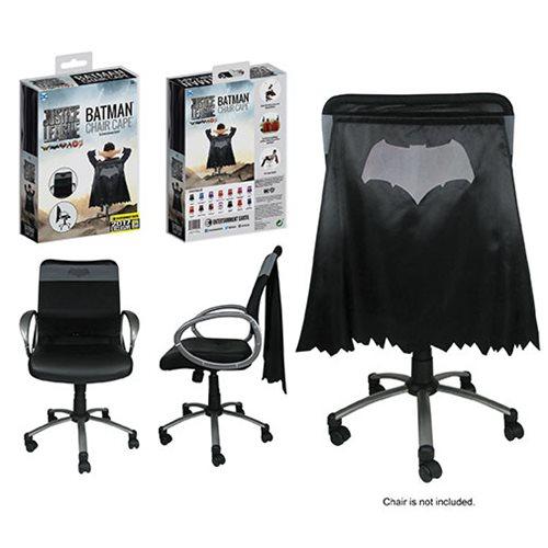 Justice League Movie Batman Chair Cape - Con. Excl.