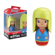 Supergirl Wittles Wooden Doll