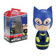 Batgirl Wittles Wooden Doll