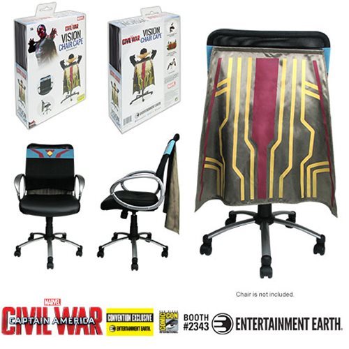 Vision Chair Cape - Convention Exclusive