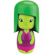 She-Hulk Wittles Wooden Doll