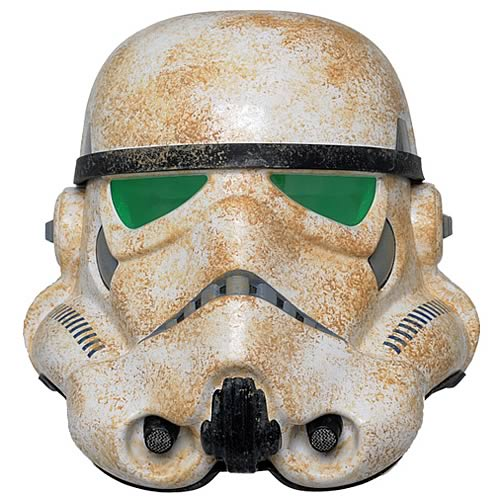 Star Wars Sandtrooper Helmet Precision Cast Replica