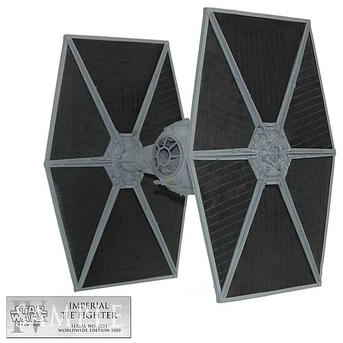 Star Wars Episode IV Imperial TIE Fighter Replica