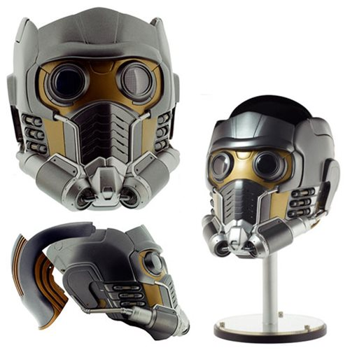 Guardians of the Galaxy Star-Lord Helmet 1:1 Scale Replica