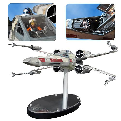 Star Wars X Wing Cockpit. Star Wars Luke Skywalker