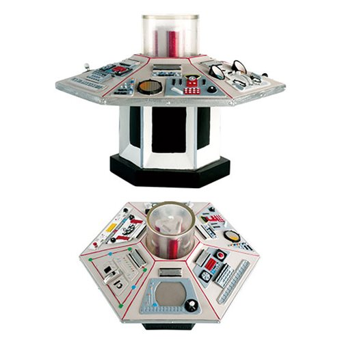 UPC 641945986983 product image for Doctor Who Fourth Doctor TARDIS Console with Magazine #1 | upcitemdb.com