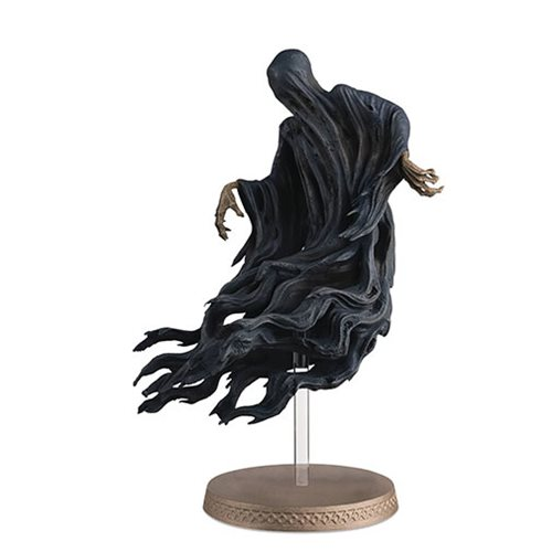 Harry Potter Dementor Figure with Collector Magazine