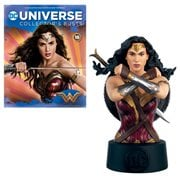 DC Batman Universe Wonder Woman Movie Bust and Mag. #16