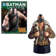 DC Batman Universe Dark Knight Rises Bane Bust & Mag. #17