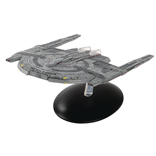 Star Trek Starships U.S.S. T'plana-Hath with Collector Magazine #17