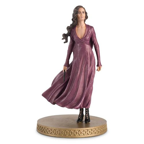 Harry Potter Wizarding World Collection Leta Lestrange Figure with Collector Magazine