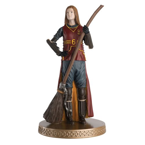 Harry Potter Wizarding World Collection Ginny Weasley Figure with Collector Magazine