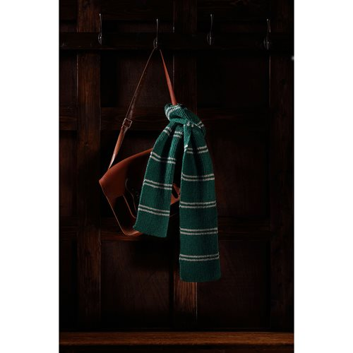 Harry Potter Slytherin House Scarf Knitting Kit
