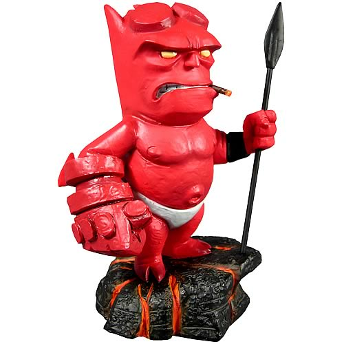Hellboy Jr. Mini Maquette