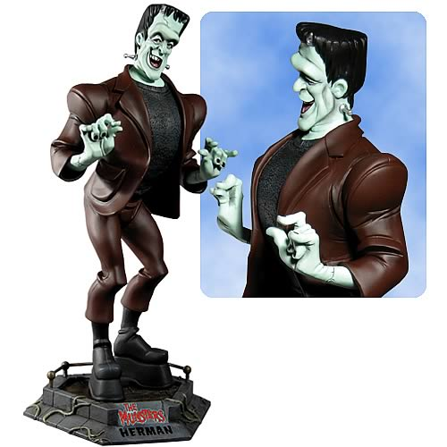 The Munsters Herman Munster Maquette