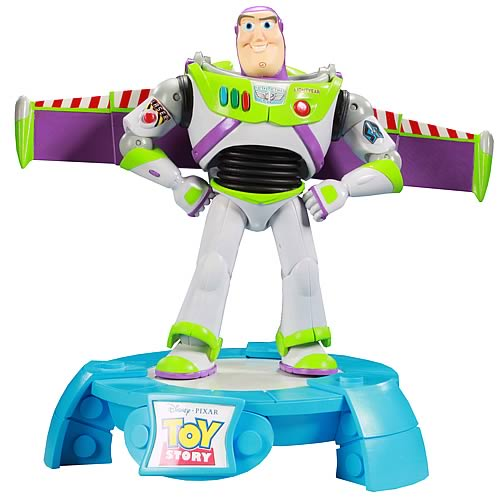 Toy Story Buzz Lightyear Classic Heroes Statue Sculpture
