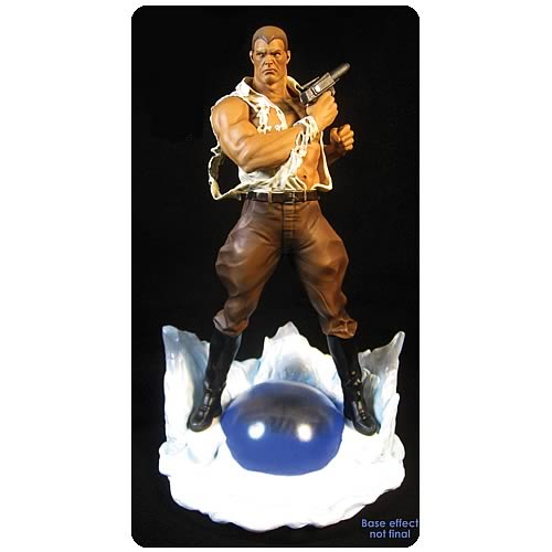 Doc Savage Classic Heroes 1:6 Scale Statue Sculpture