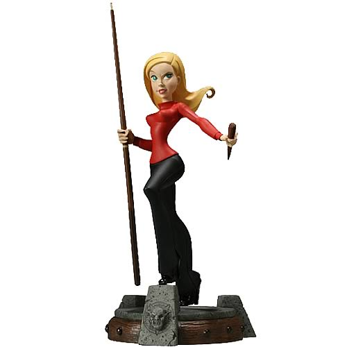 Buffy the Vampire Slayer Buffy Summers Animated Maquette