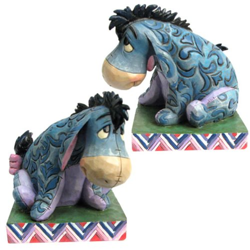 Disney Traditions Winnie the Pooh Eeyore Statue