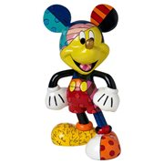Disney Mickey Mouse 8-Inch Statue by Romero Britto