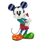 Disney Mickey Mouse Retro Statue by Romero Britto