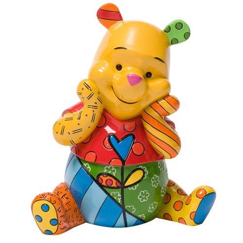 Disney Winnie the Pooh Statue by Romero Britto