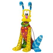 Disney Pluto Statue by Romero Britto
